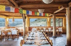 Restaurante Tambopaxi